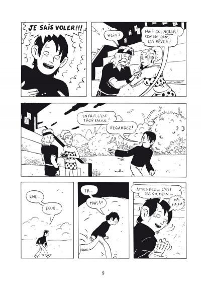 Page 8 l'endormeur tome 1 - château rose