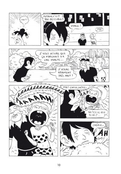 Page 9 l'endormeur tome 1 - château rose