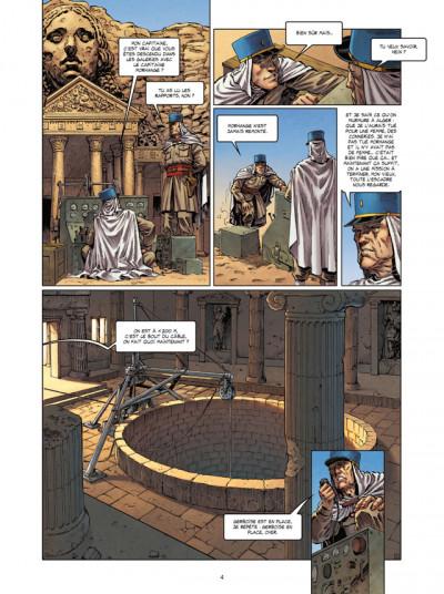 Page 2 le grand jeu T.4 - Indochine
