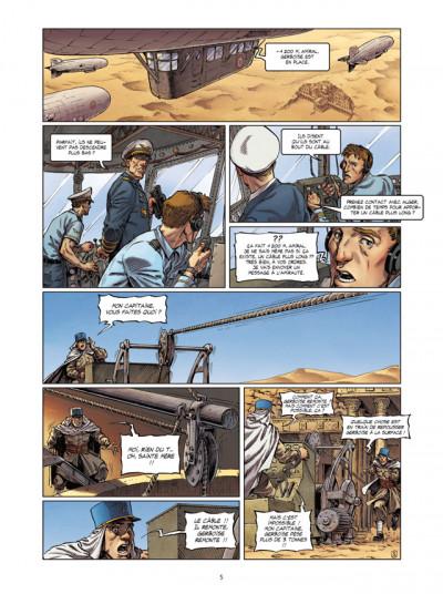 Page 3 le grand jeu T.4 - Indochine