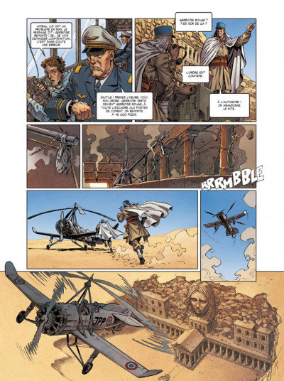 Page 4 le grand jeu T.4 - Indochine
