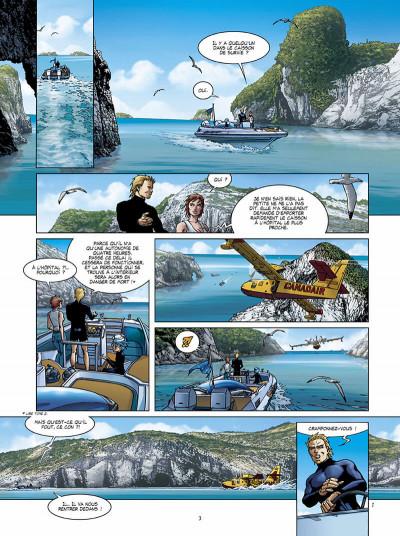 Page 4 arctica tome 3 - le passager de la préhistoire