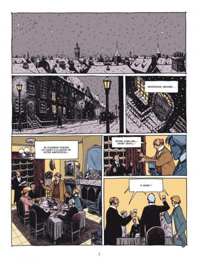 Page 1 L'étrange cas du Dr Jekyll et de Mr Hyde tome 1