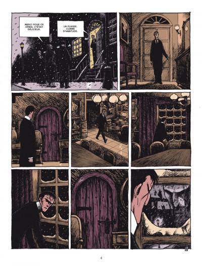 Page 2 L'étrange cas du Dr Jekyll et de Mr Hyde tome 1