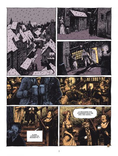 Page 3 L'étrange cas du Dr Jekyll et de Mr Hyde tome 1