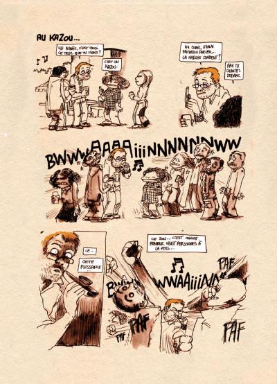 Page 1 notes tome 2 - le petit théâtre de la rue