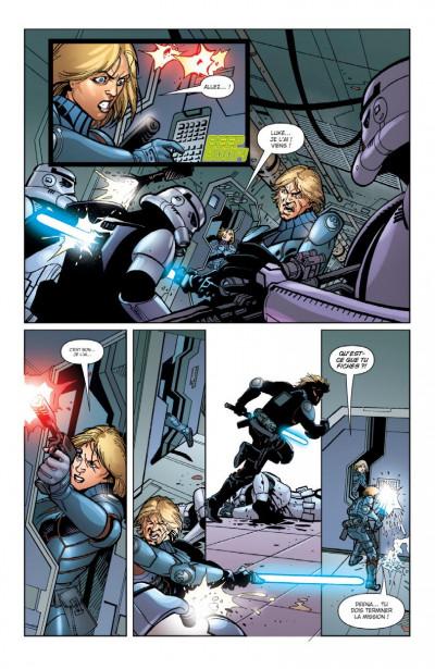 Page 1 star wars - rébellion tome 6 - petites victoires