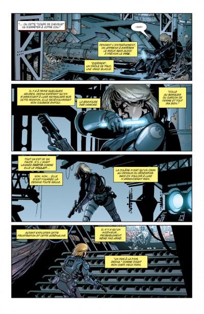 Page 2 star wars - rébellion tome 6 - petites victoires