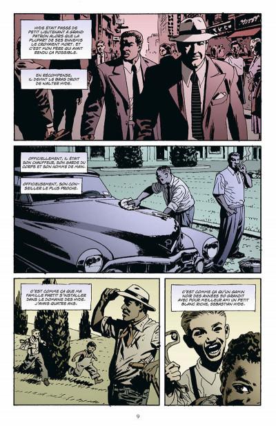 Page 0 criminal tome 3 - morts en sursis