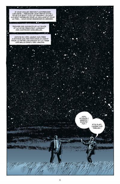 Page 7 criminal tome 3 - morts en sursis