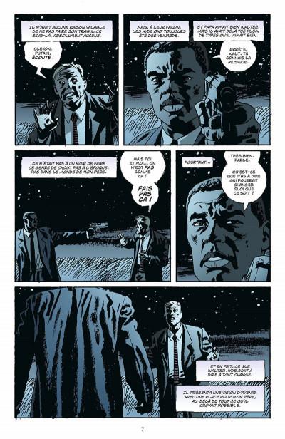 Page 8 criminal tome 3 - morts en sursis