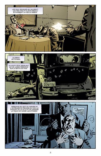 Page 9 criminal tome 3 - morts en sursis