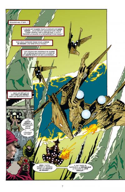 Page 1 Star wars - la légende des jedi tome 4