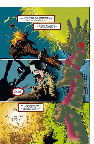 Page 3 Star wars - la légende des jedi tome 4