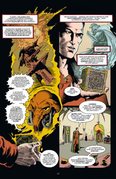 Page 4 Star wars - la légende des jedi tome 4