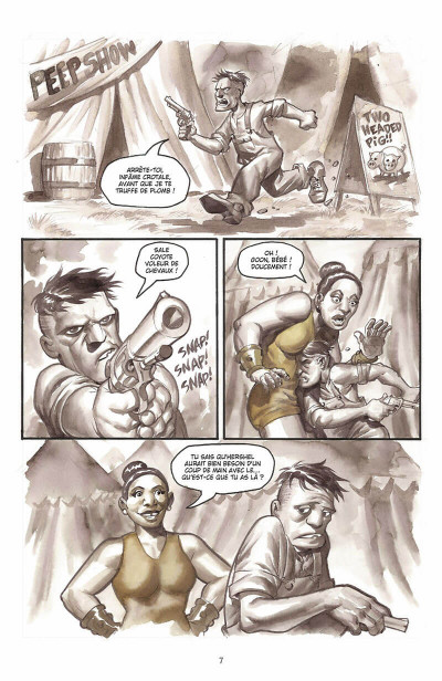 Page 8 the goon tome 6 - chinatown