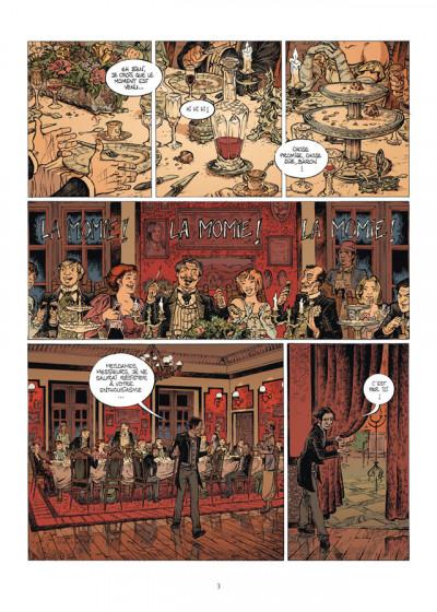 Page 1 Le tombeau d'Alexandre tome 2 - la porte de Ptolémée
