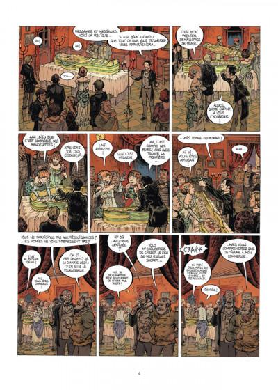 Page 2 Le tombeau d'Alexandre tome 2 - la porte de Ptolémée