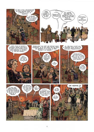 Page 4 Le tombeau d'Alexandre tome 2 - la porte de Ptolémée