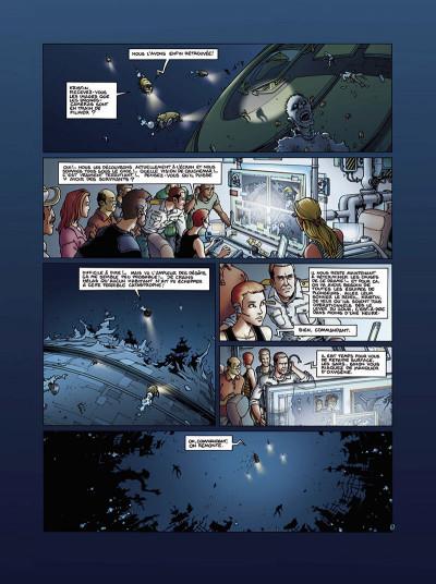 Page 6 golden city tome 8 - les naufragés des abysses