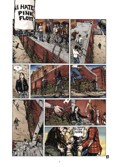 Page 2 le casse tome 4 - la grande escroquerie