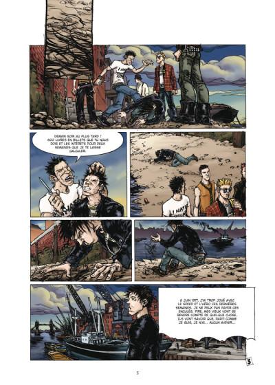 Page 3 le casse tome 4 - la grande escroquerie