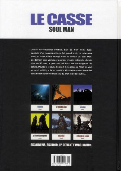 Dos le casse tome 3 - soul man