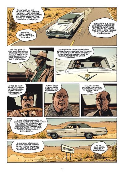 Page 2 le casse tome 3 - soul man