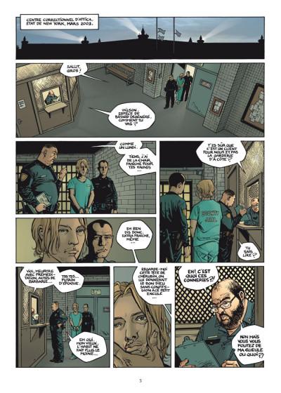 Page 3 le casse tome 3 - soul man