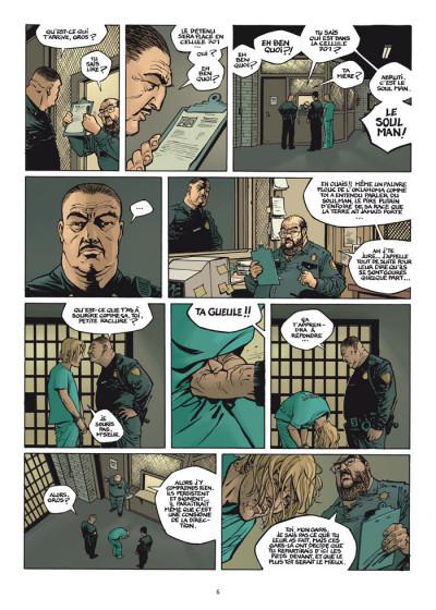 Page 4 le casse tome 3 - soul man