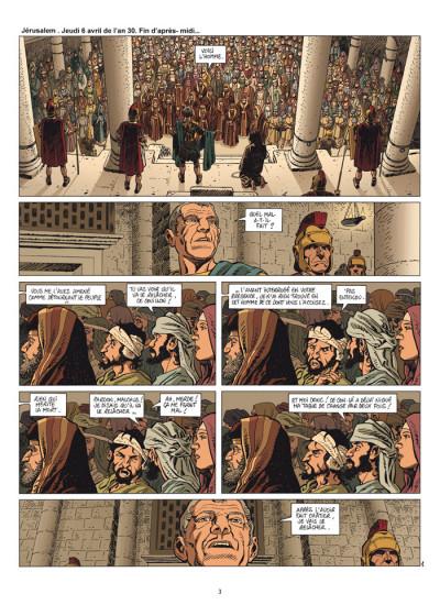 Page 1 le casse tome 2 - le troisième jour