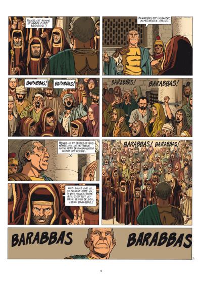 Page 2 le casse tome 2 - le troisième jour