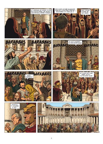 Page 3 le casse tome 2 - le troisième jour