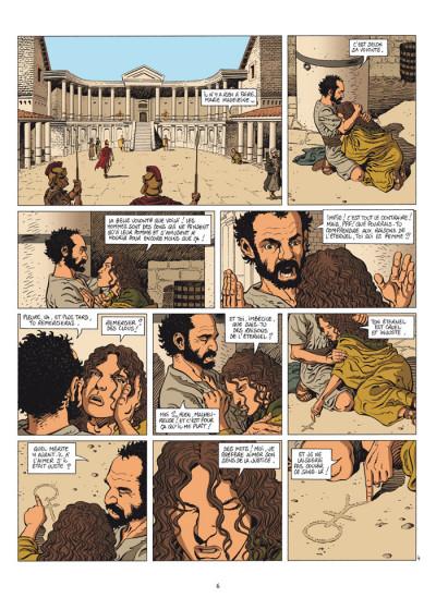 Page 4 le casse tome 2 - le troisième jour