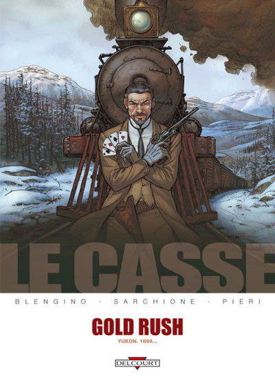 Page v le casse tome 5 - gold rush