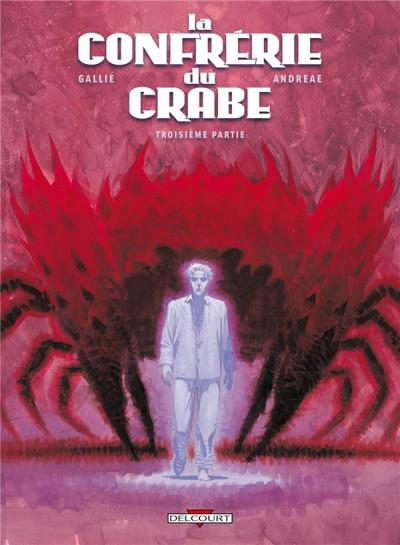 image de la confrérie du crabe tome 3