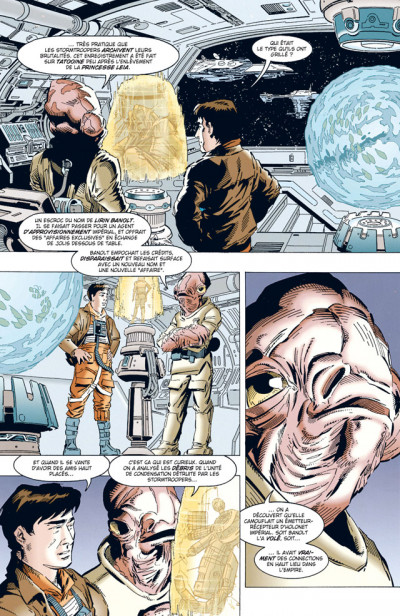 Page 2 star wars - x-wing rogue squadron tome 5 - bataille sur tatooine