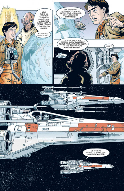 Page 3 star wars - x-wing rogue squadron tome 5 - bataille sur tatooine