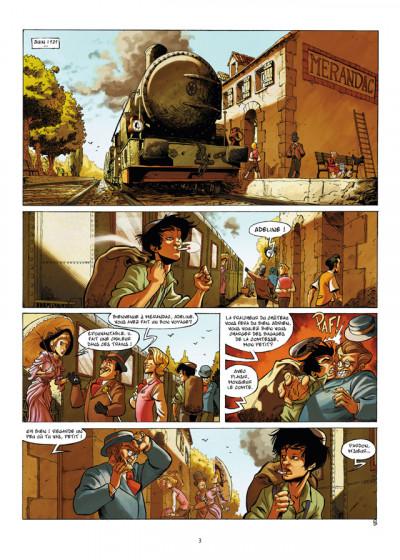 Page 1 le droit chemin tome 1 - les enfants terribles