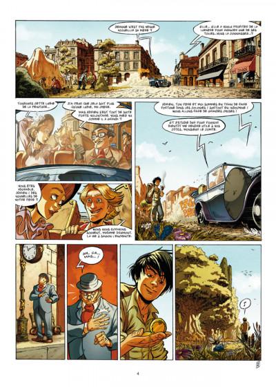 Page 2 le droit chemin tome 1 - les enfants terribles