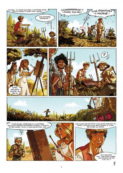 Page 3 le droit chemin tome 1 - les enfants terribles