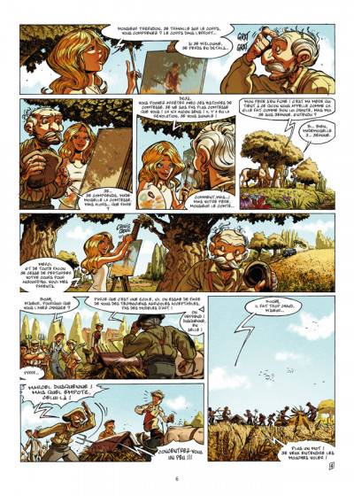 Page 4 le droit chemin tome 1 - les enfants terribles