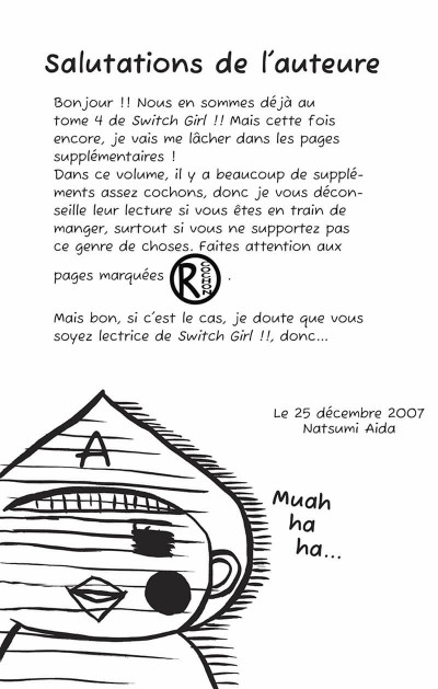 Page 4 switch girl tome 4