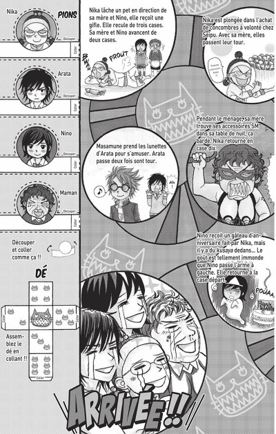 Page 6 switch girl tome 4