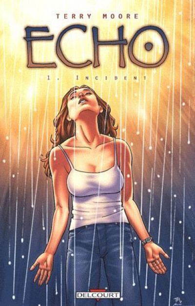 Couverture echo tome 1 - incident