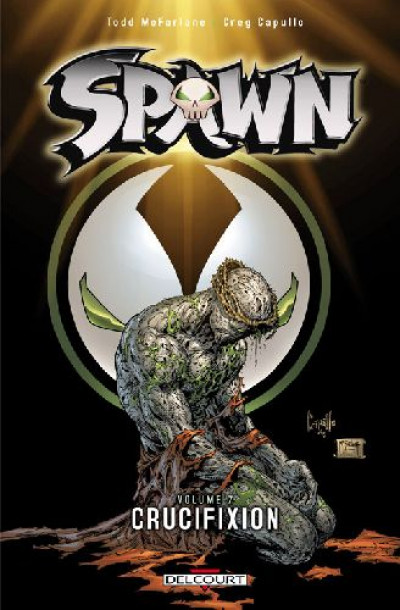 Couverture spawn tome 7 - crucifixion