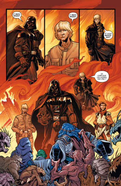 Page 4 star wars - vector tome 1