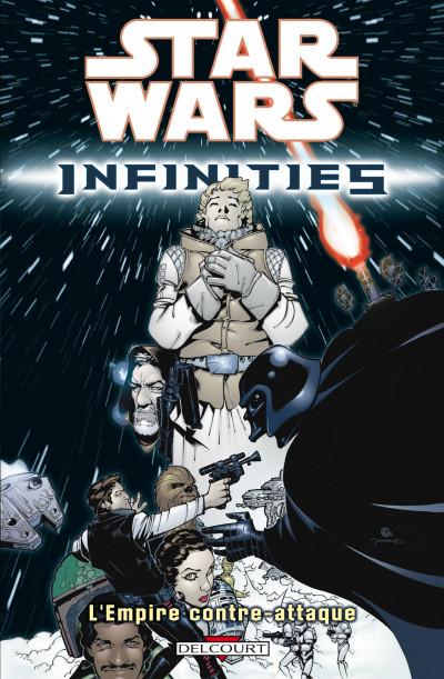 image de star wars - infinities tome 2 - l'empire contre-attaque