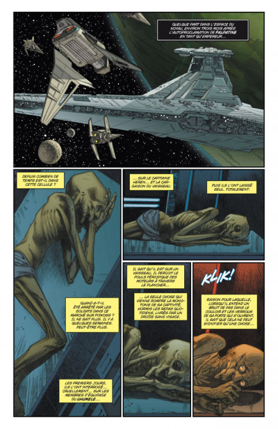 Page 1 star wars - vector tome 2