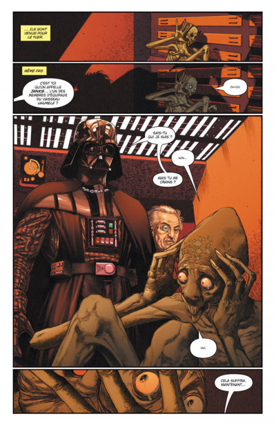 Page 2 star wars - vector tome 2